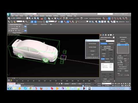 3ds max scifi box speed tutorial