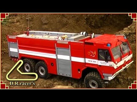 Kopřivnické Dny Techniky 2015 - RC Tatra Firefighters