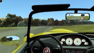 rFactor 2 : It's Like Liquid! (Panoz Roadster @ Putnam Park)