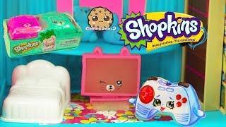 Season 5 Shopkins Petkins Backpack Blind Bag + Play Video - Cookieswirlc