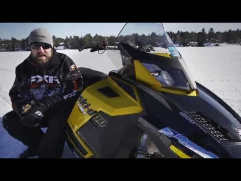 TEST RIDE: 2014 Ski-Doo 1200 MXZ TNT