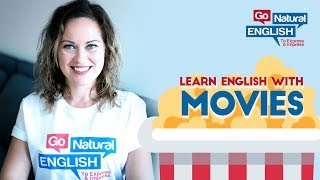 How to Learn English with Movies or TV Series #AskGabby