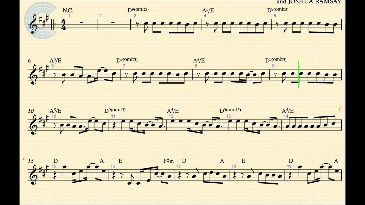 Trumpet - Call Me Maybe - Carly Rae Jepsen - Sheet Music, Chords, and Vocals - YouTube