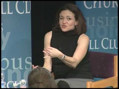 Facebook COO Sheryl Sandberg in conversation with Altimeter Group Founder Charlene Li