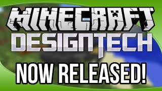 DesignTech Released! | Announcement & Download Instructions