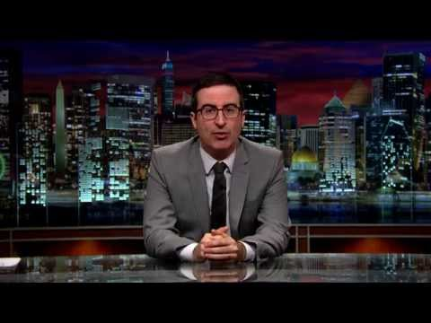 John Oliver From Last Week Tonight: HBO NOW (HBO)