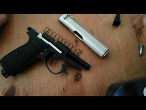 Disassembly Walther Ppk Walther Ppk/s bb Gun