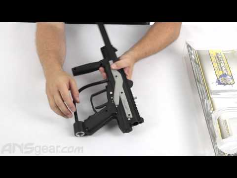 JT E-Kast Paintball Gun - Review