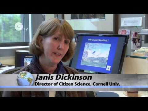 Science Nation - Birds, Climate Change, and Citizen Science