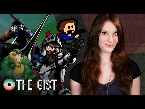 5 Games Harder Than Dark Souls - The Gist
