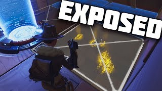 *MUST WATCH* The Teleporter Scam EXPOSED! - How To Do The Teleporter Scam! Fortnite Save The World