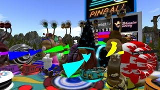 Giant snail race 461 17 Mar 11th Pinball