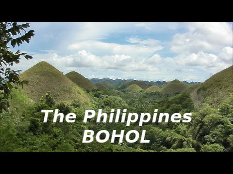 Philippines, where to go, what to see - No. 4 Scenic Bohol