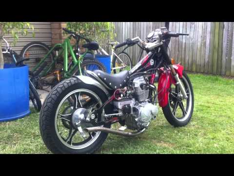 150cc Schwinn stingray chopper