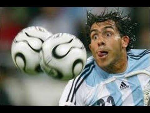Top 20 momentos más locos de la historia del fútbol!