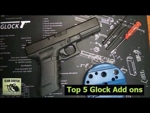 Top 5 Glock Add ons & Installation