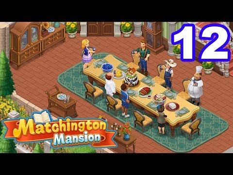 MATCHINGTON MANSION - WALKTHROUGH GAMEPLAY - PART 12 ( iOS   Android )