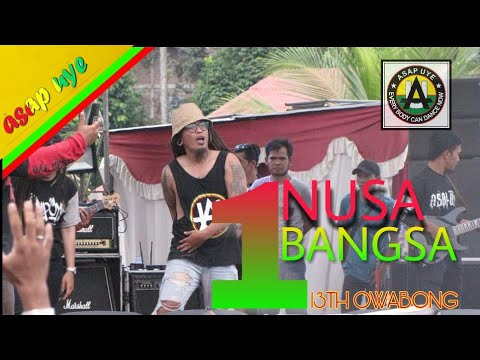 Satu Nusa Satu Bangsa - ASAP UYE Purbalingga @Live_13th_Owabong