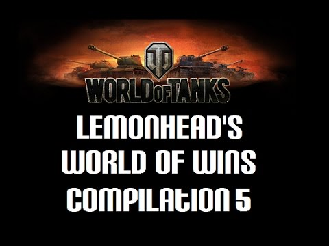 lem0nhead's World Of Wins Compilation 5 (World of Tanks Xbox One)