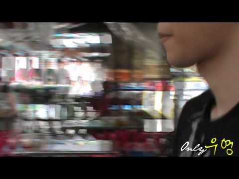 [FANCAM] 110918 – Tha chang market Wooyoung