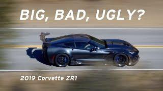 2019 Corvette ZR1 - Big, Bad, Ugly? | Everyday Driver