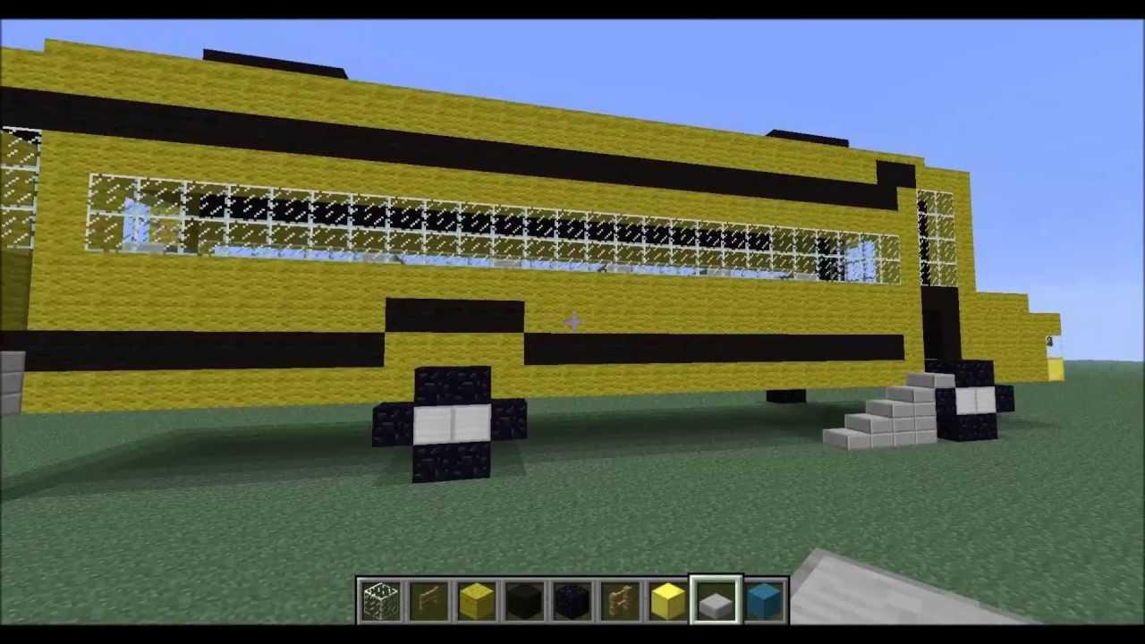 Minecraft School Build Battle