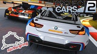 Nürburgring Nordschleife im BMW M6 GT3 | Project CARS 2 Gameplay German | Lets Play 4K 60FPS Deutsch