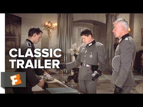 Dirty Dozen (1967) Official Trailer - Lee Marvin, John Cassavetes World War 2 Movie HD