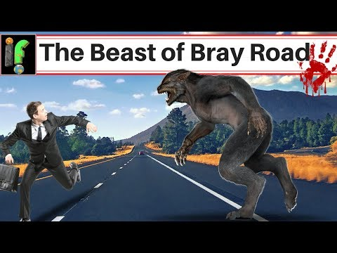 Cryptozoology The Beast of Bray Road Legend or Fact?