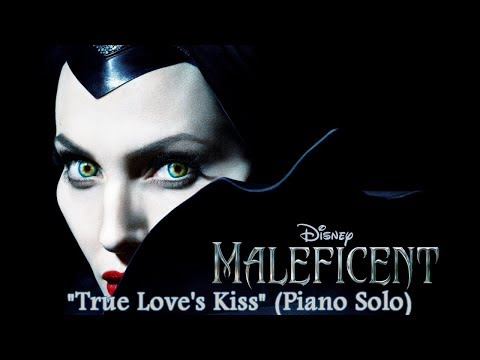 Maleficent Soundtrack - True Love's Kiss (love Theme) - James Newton Howard video