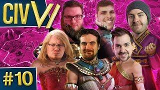 Civ VI - Ladies Night #10 - The Wrong Target