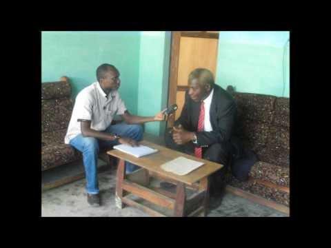 Ankiling Diabone legende du Judo au Senegal : interview par Radio Kabisseu FM en Fevrier 2013