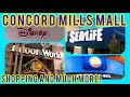 What's in the Concord Mills Mall? Concord, NC