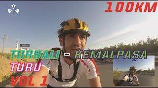 Bisiklet Turu izmir Vol 1 - İzmir Torbalı !!! 100 km Bisiklet gezisi
