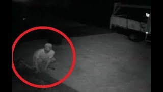 CREEPY Things Caught on Security Cameras