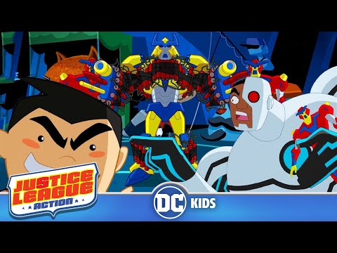 Justice League Action | Mint Condition | Episode 12