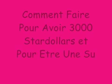 Stardoll-3000 Stardollars et SuperStar 1 An Gratuit :)