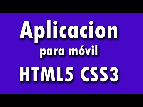 Tutorial aplicación para Android, iphone, WEBos, symbian phonegap Dreamweaver CS6