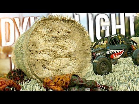 MAKESHIFT STEAM ROLLER!! | Dying Light Funny Moments (Hyper Mode Event)
