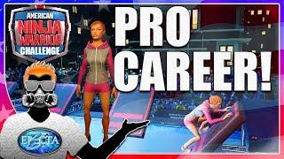 Let's Play American Ninja Warrior Challenge |Season 2| - Pro Career