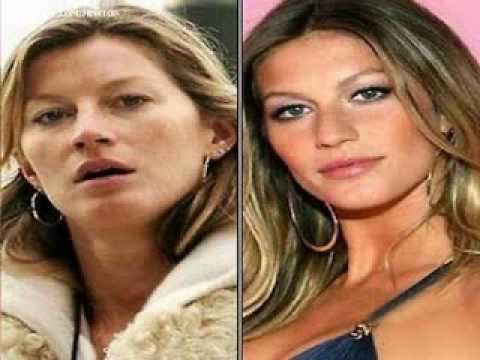 Makeup 20 STUNNING FEMALE CELEBRITIES WITHOUT MAKEUP ...