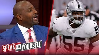 Vontaze Burfict should be allowed to stay in the NFL — Marcellus Wiley | NFL | SPEAK FOR YOURSELF