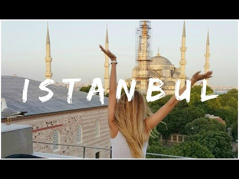 THINGS TO DO IN ISTANBUL, TURKEY! |  Travel Guide