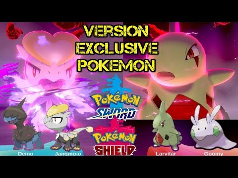 Version Exclusive Pokemon Sword and Shield DISCUSSION! Which game are you going to get?