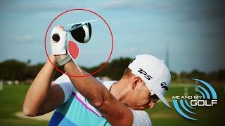 CONTROL THE CLUB FACE IN THE GOLF SWING