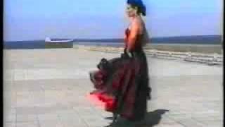 Carmen, Habanera, Bizet,  dancing Galina Grossmann