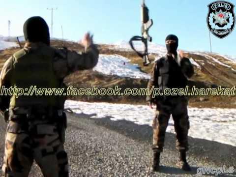 Çok Özel Atışlar. Polis Özel Harekat Farkıyla Part 2 2011