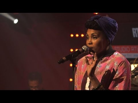 Imany - Im not sick but Im not well - Live dans le Grand Studio RTL