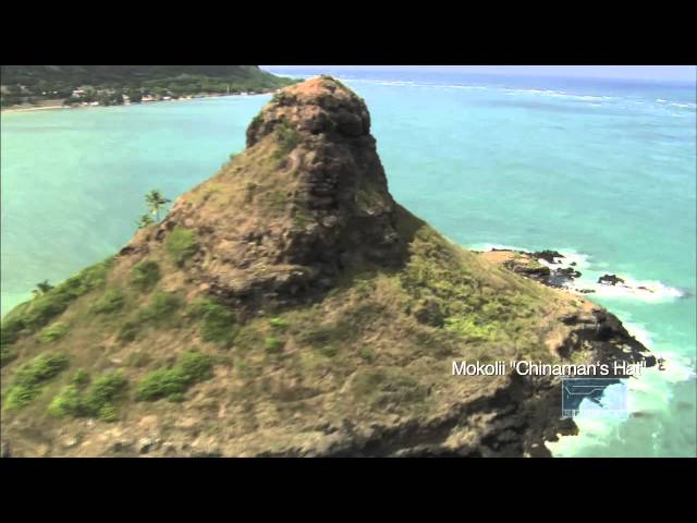 Blue Hawaiian Helicopters - Aerial introduction to the island of Oahu, Hawaii