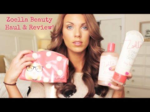 ❤ Zoella Beauty Haul & Review ❤